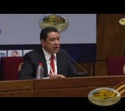SESION JUSTICIA Y DEMOCRACIA Magistrado César Ernesto Salazar Grande