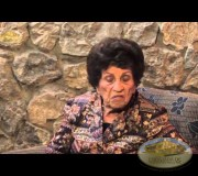 Regina Endelberg - Sobreviviente del Holocausto