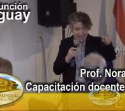 2017-08-11 - Educar para Recordar - Paraguay - Capacitación Docente: (Día 2) Prof. Nora Gahon   EMAP