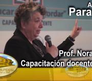 2017-08-10 - Educar para Recordar - Paraguay - Capacitación Docente: (Día 1) Prof. Nora Gahon | EMAP