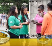 Hijos de la Madre Tierra - Firmatón en Illinois, EE. UU.   EMAP