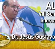 ALIUP - VIII Seminario Internacional - Dr Jesús Gustavo Rojas | EMAP