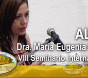 ALIUP - VIII Seminario Internacional - Dra María Eugenia Pareja   EMAP