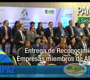 CUMIPAZ 2017 - Entrega de Reconocimientos Miembros de ARSEPAZ | EMAP