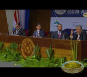 CUMIPAZ 2016, Justice and Democracy Session   GEAP