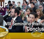 ALIUP - VIII Seminario Internacional - Conclusiones   EMAP