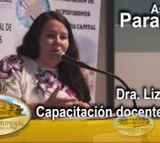 2017-08-11 - Educar para Recordar - Paraguay - Capacitación Docente:(Día 2) Dra. Liz Cowan | EMAP