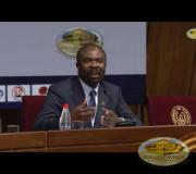SESIÓN JUSTICIA Y DEMOCRACIA Antoine Kesia Mbe Mindua