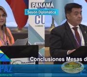 CUMIPAZ 2017 - Sesión Diplomática, Parlamentaria y Política - Conclusiones Mesas de Trabajo   EMAP