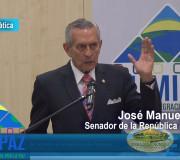 CUMIPAZ 2017 - Sesión Diplomática, Parlamentaria y Política - José Manuel Bóbeda - Mesa 2   EMAP