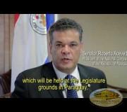 2016 07 22   Entrevista Presidente Congreso Nacional ingles