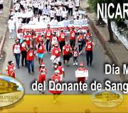 En la Sangre está la Vida - Nicaragua - Día Mundial del Donante de Sangre  2017| EMAP