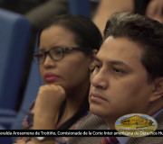 CUMIPAZ 2017 - Sesión Justicia - Panel 2: Eficacia de la Justicia Universal | EMAP