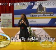 Educar para Recordar - Taller en Encarnación, Paraguay - Dra. Gloria María Abarca | EMAP