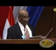 SESION JUSTICIA Y DEMOCRACIA Dr. Augustino S L Ramadhani