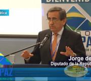 CUMIPAZ 2017 - Sesión Diplomática, Parlamentaria y Política - Jorge del Castillo - Mesa 1   EMAP