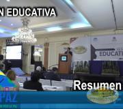 CUMIPAZ 2018 - Resumen Sesión Educativa   EMAP
