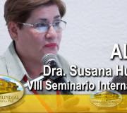 ALIUP - VIII Seminario Internacional - Dra  Susana Hurtado | EMAP