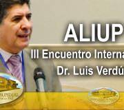 ALIUP - III Encuentro Internacional - Dr.  Luis Verdún   EMAP