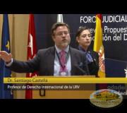 Justicia para la Paz - Foro Judicial en España - Dr  Santiago Castellá | EMAP
