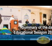 CUMIPAZ - Summary of the day: Educational Session 2018 | GEAP