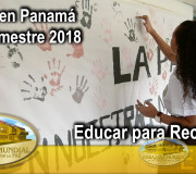 Educar para Recordar - Resumen 3er Trimestre 2018 en Panamá   EMAP