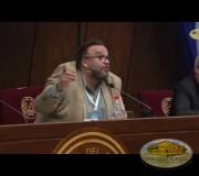 Sesión Educativa: Dr.  Freddy Peñafiel - CUMIPAZ 2016