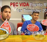 En la Sangre está la Vida - PEC VIDA Puerto Rico, 1er Trimestre 2018 | EMAP