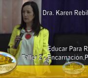 Educar para Recordar - Taller No. 2 en Encarnación, Paraguay - Dra. Karen Rebibo | EMAP