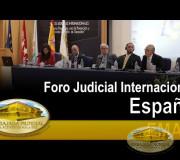 Justicia para la Paz - Foro Judicial Internacional en España - Panel de Cierre| EMAP