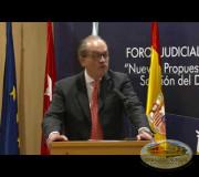 Justicia para la Paz - Foro Judicial en España - Dr  Fernando Carrillo | EMAP