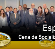 Justicia para la Paz - España - Cena de Socialización de Programas   EMAP