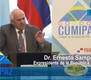 CUMIPAZ 2017 - Sesión Justicia - Dr. Ernesto Samper Pizano | EMAP