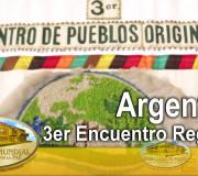 Hijos de la Madre Tierra - Argentina - 3er Encuentro Regional   EMAP