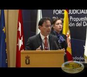 Justicia para la Paz - Foro Judicial en España - Dr  Camilo Montoya Reyes | EMAP
