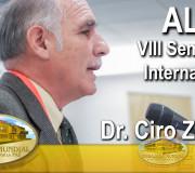 ALIUP - VIII Seminario Internacional - Dr Ciro Zabala   EMAP