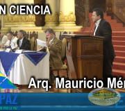 CUMIPAZ 2018 - Sesión Ciencia - Mauricio Méndez | EMAP