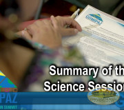 CUMIPAZ - Summary of the day: Science Session 2018 | GEAP