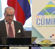 CUMIPAZ 2017 - Justice Session - Dr. Rafaá Ben Achour | GEAP
