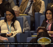 CUMIPAZ 2017 - Sesión Justicia - Panel 1: Latinoamérica Isla de Paz | EMAP
