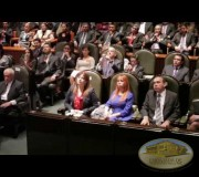 """En el Palacio Legislativo San Lázaro se presentó """"Huellas para no olvidar"""""""