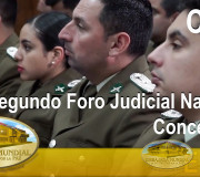 Justicia para la Paz - Foro Judicial Internacional - Chile  | EMAP