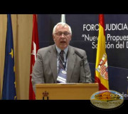 Justice for Peace - Judicial Forum in Spain - Dr. James Kirkpatrick Stewart I GEAP