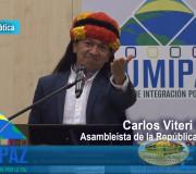 CUMIPAZ 2017 - Sesión Diplomática, Parlamentaria y Política - Carlos Viteri - Mesa 2   EMAP